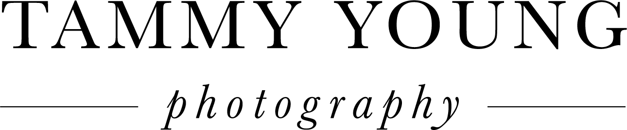 Logo for Tammy Young Photography